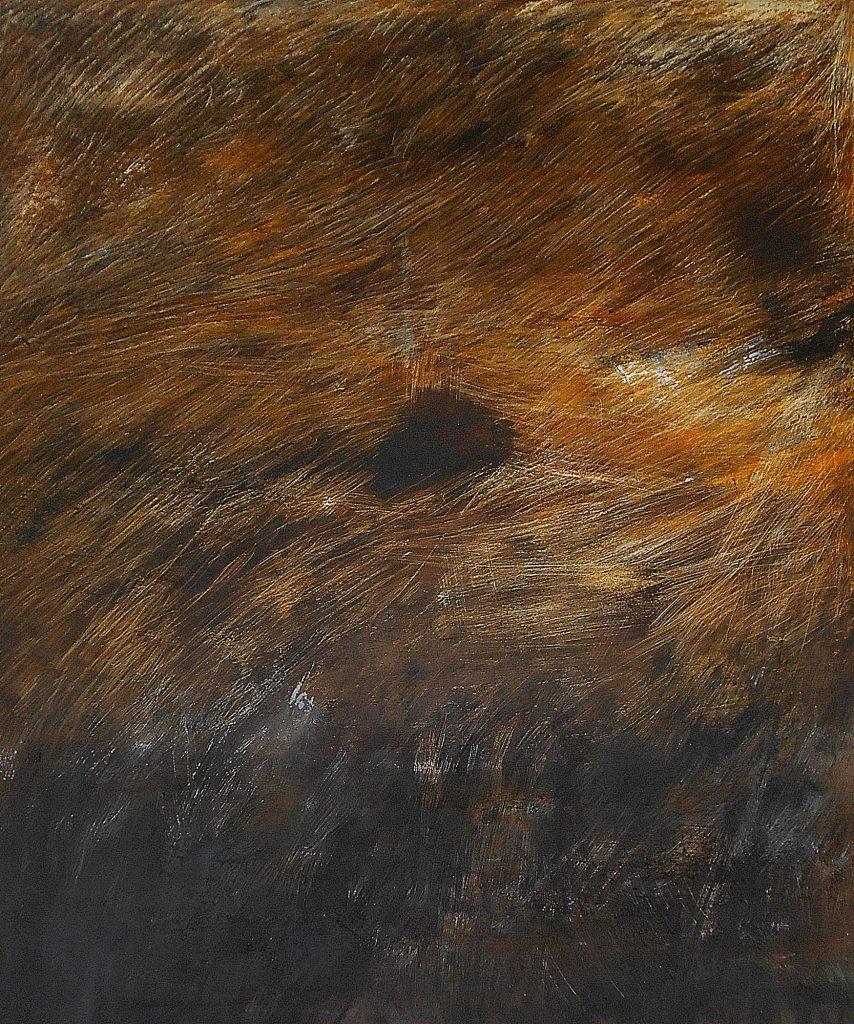 11.The tree, 100x120, oil colour on canvas, 2020